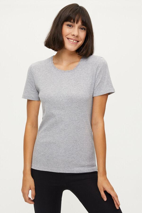 100% Cotton Lace Women's Flannel