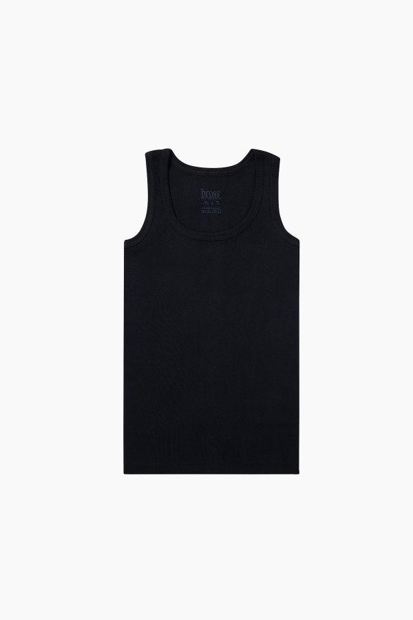 1021 %100 Cotton Kids Undershirt