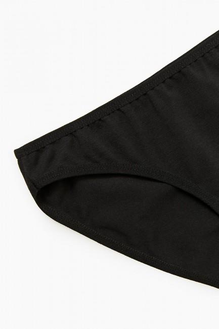 Bross 1220 2-Pack Elastane Women's Panties - Thumbnail