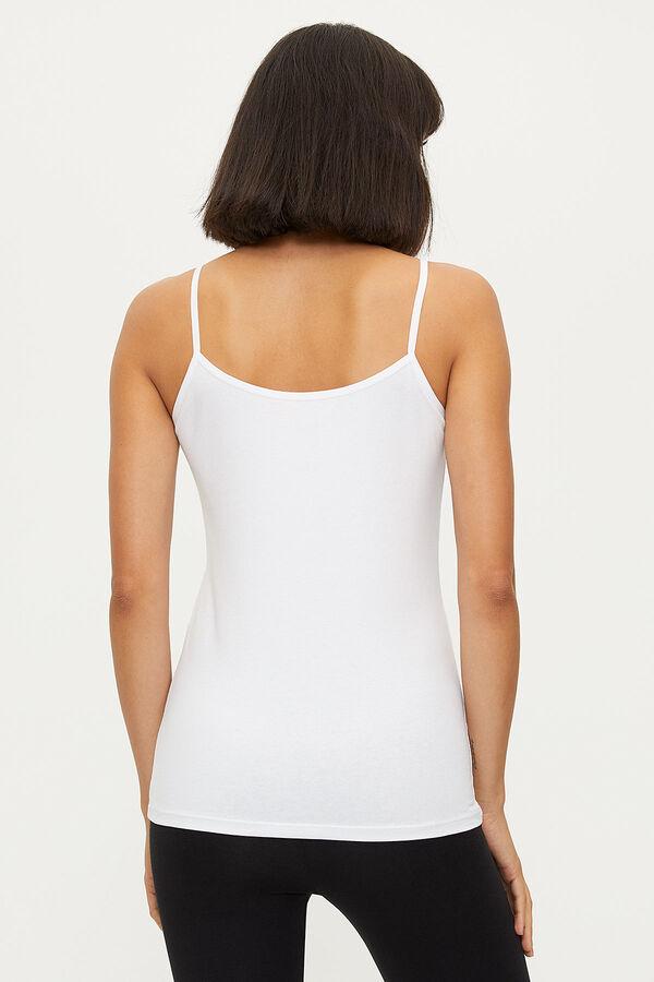 1246 Lycra Strappy Women's Undershirt