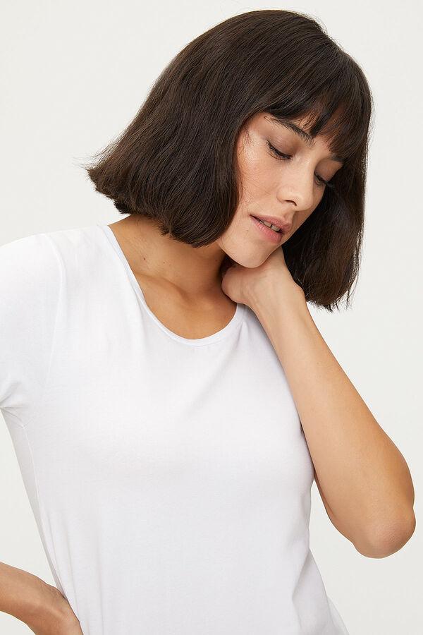 1254 Lycra Ladies Basic T-shirt
