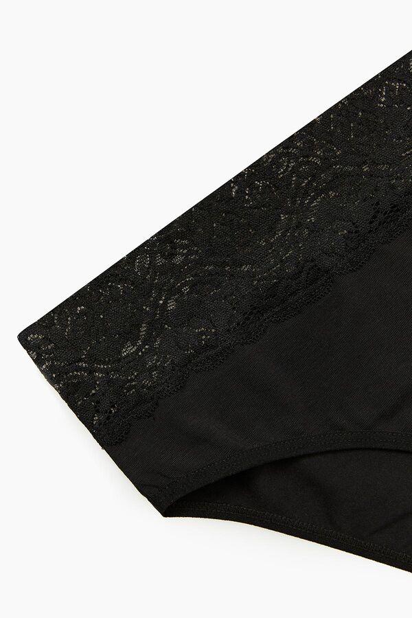 2-pack Lycra Lacy Ladies Panties