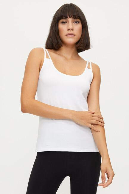 Bross - 1284 Lycra Strappy Women's Undershirt