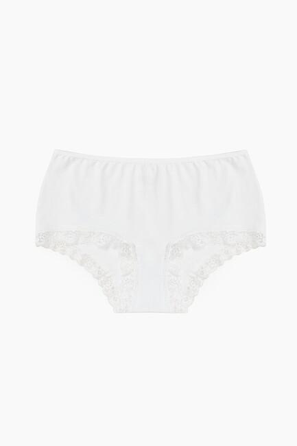 Bross - Bross 1292 2-Pack Elastane Lace Women's Panties
