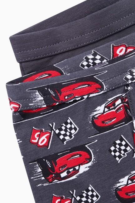 2-pack Car Pattern Kids Boxer - Thumbnail