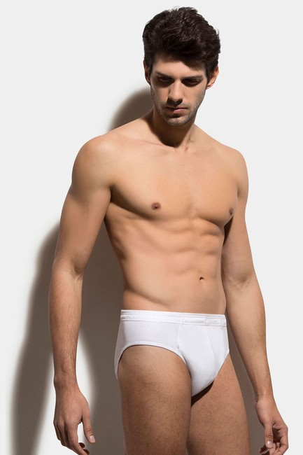 Bross - 2277 2-pack %100 Cotton Men s Panties