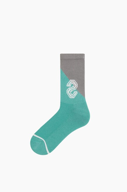 Bross 3'lü Taban Altı Havlu Spor Çocuk Çorabı - Thumbnail
