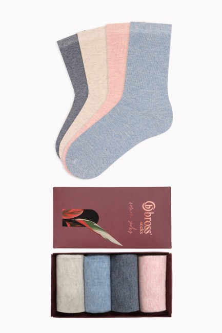 Bross - Colorful Ladies Socks