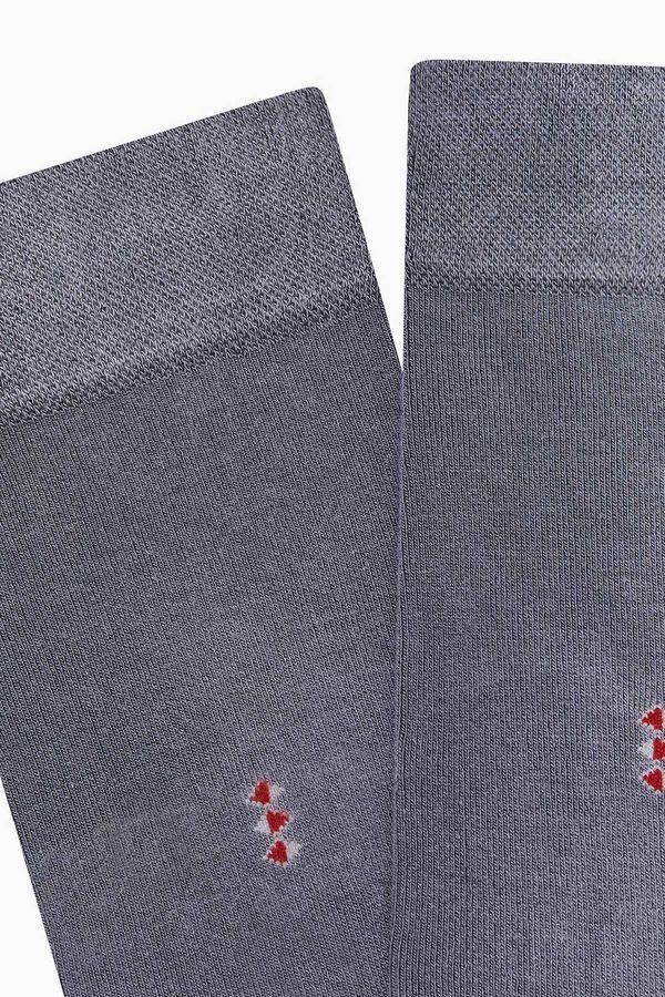 Bross 5'li Paket Bambu Erkek Çorabı