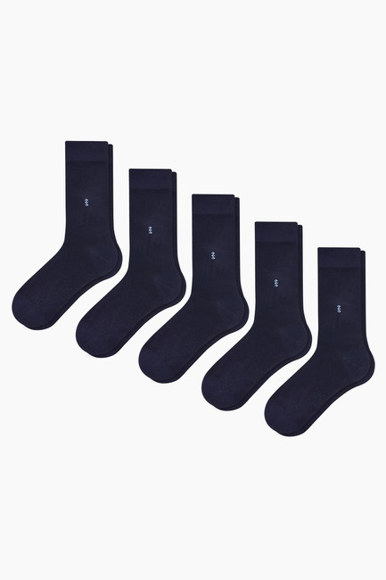 Bross - 5-Pack Bamboo Men s Socks