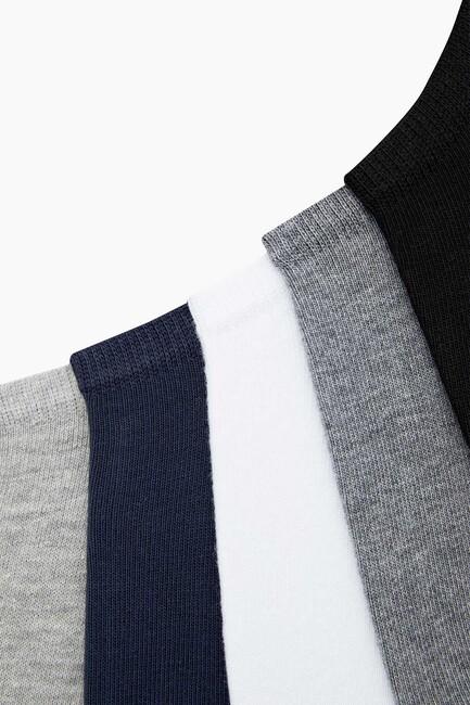 5'li Paket Erkek Spor Çorabı - Thumbnail