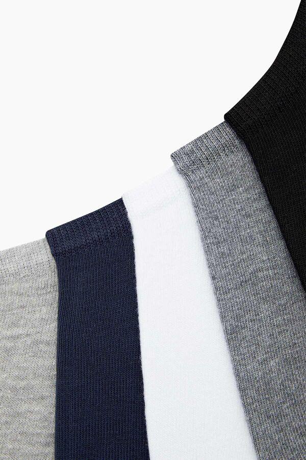 5'li Paket Erkek Spor Çorabı
