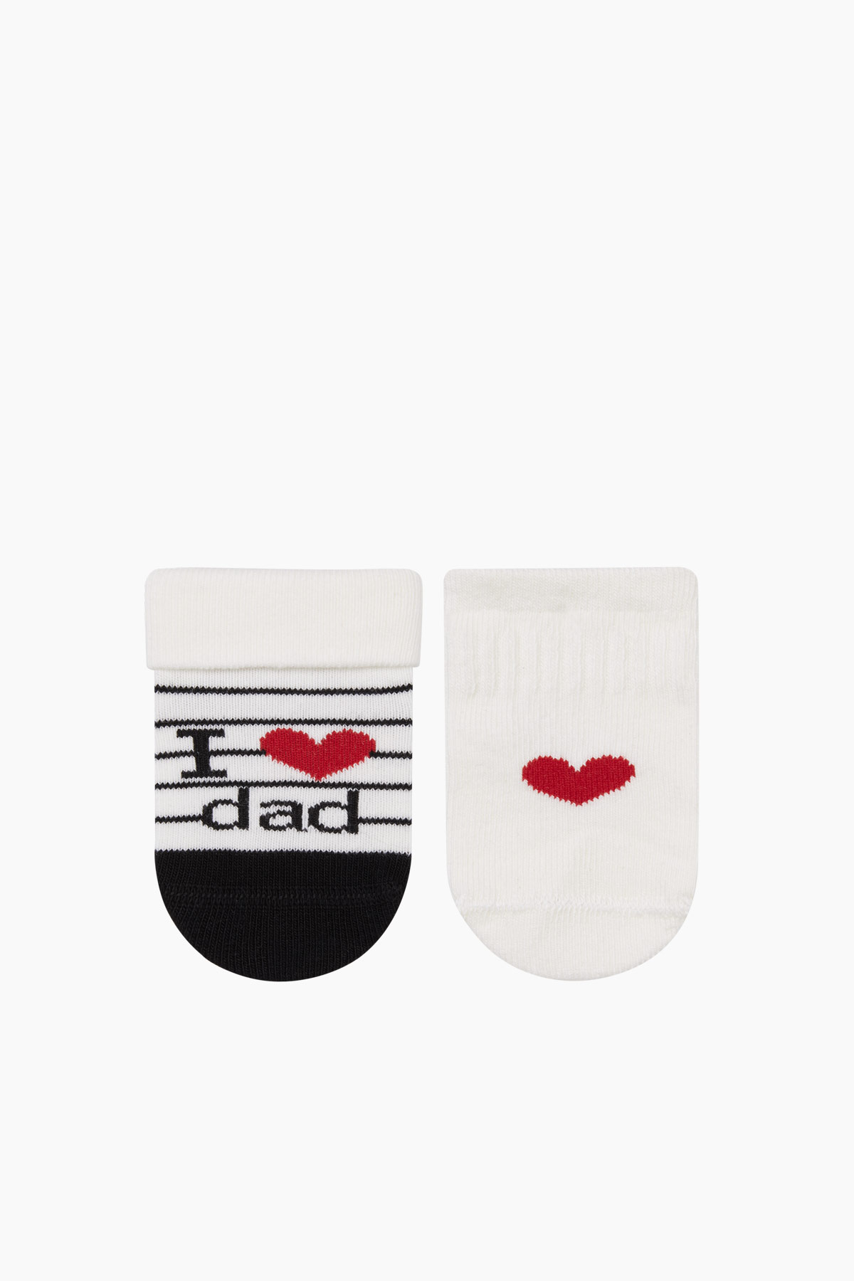 Bross - Bross 2er Pack Neugeborene Handschuhe und Socken kombinieren
