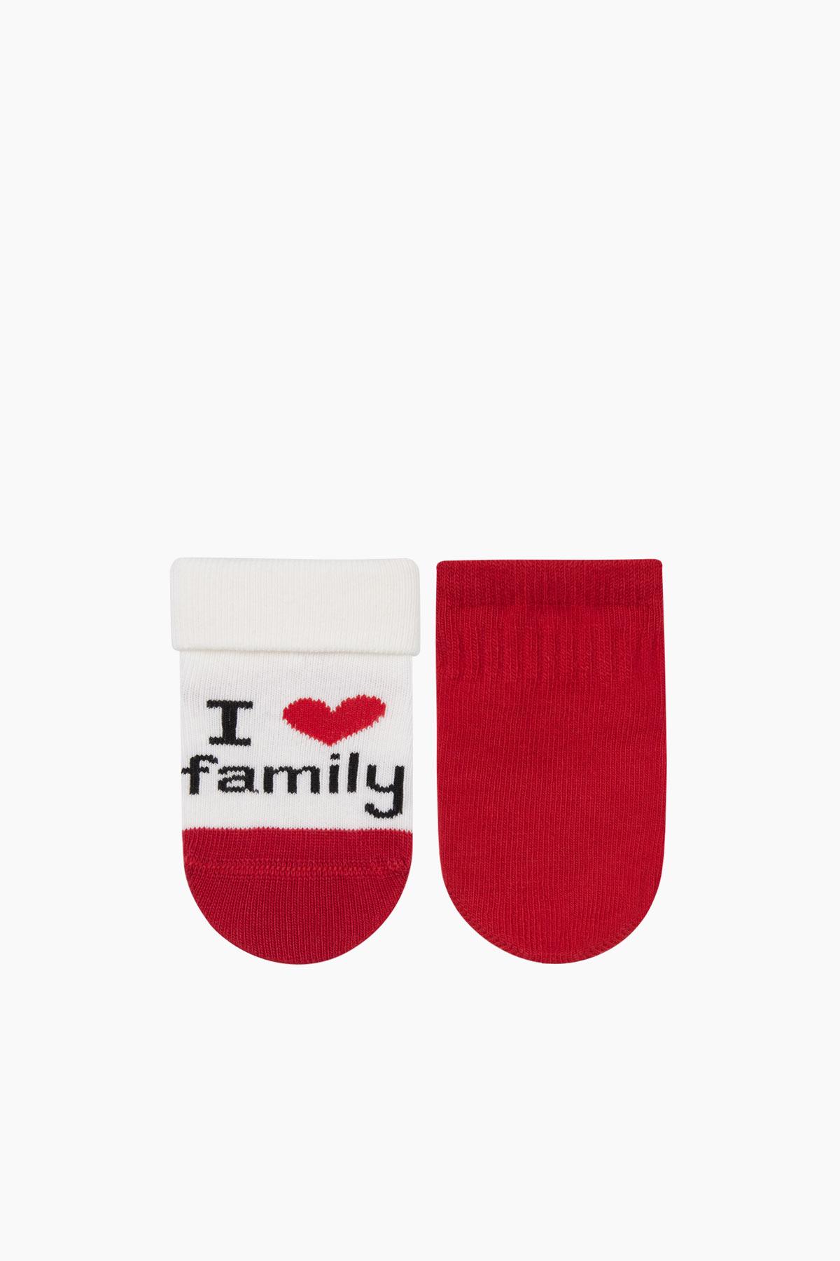 Bross - Bross 2-Pack Newborn Gloves and Socks Combine