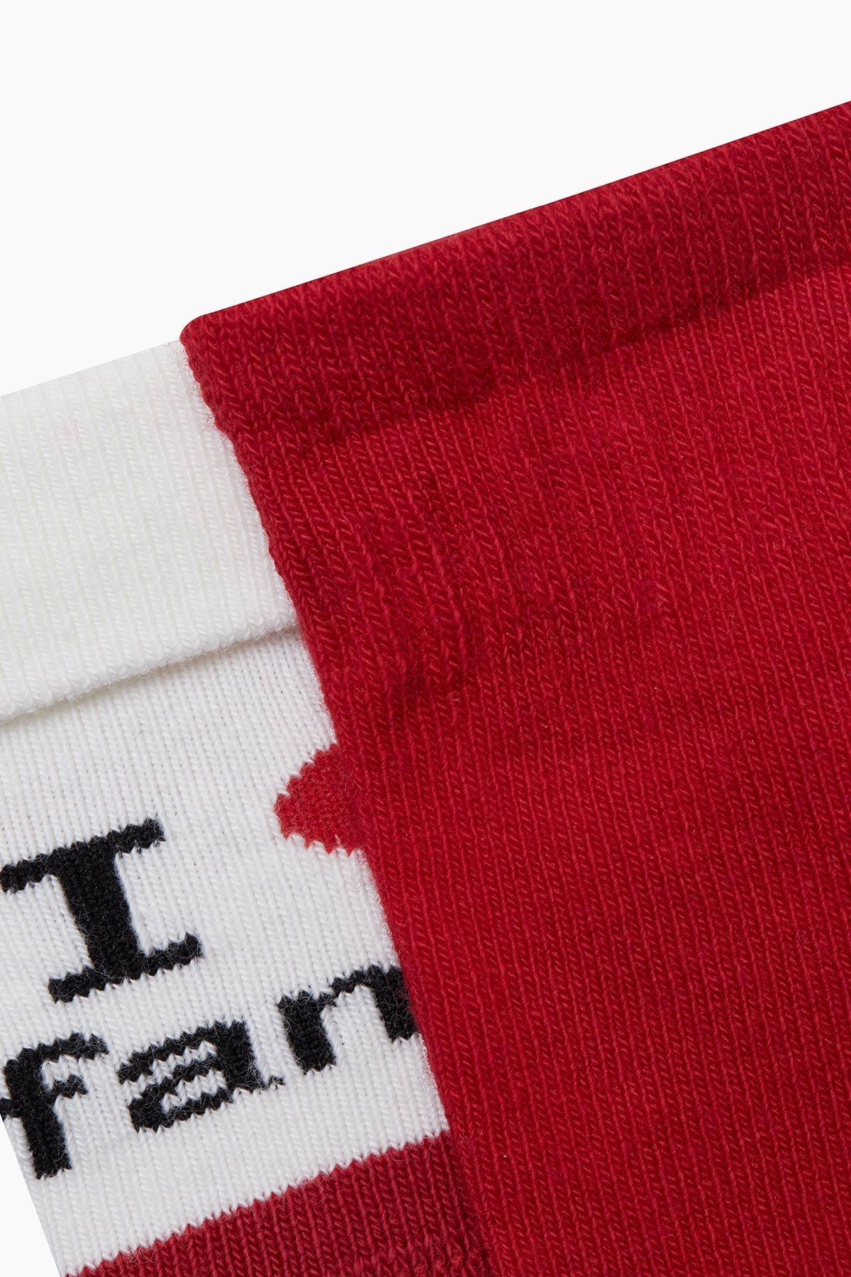 Bross 2'li Yeni Doğan Eldiven ve Çorap Kombini - Thumbnail