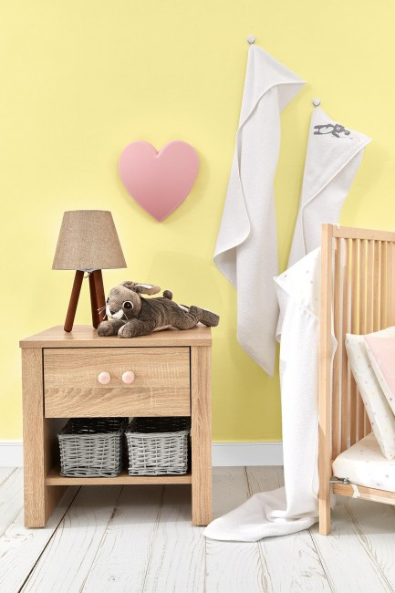 Bross - Bross 3-Piece Bear Rabbit Pattern Baby Towel Set
