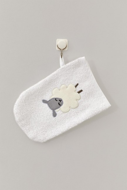 Bross - Bross 3-Piece Lamb Patterned Baby Pouch