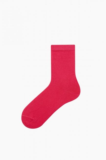 Bross 3'lü Renkli Kadın Çorabı - Thumbnail