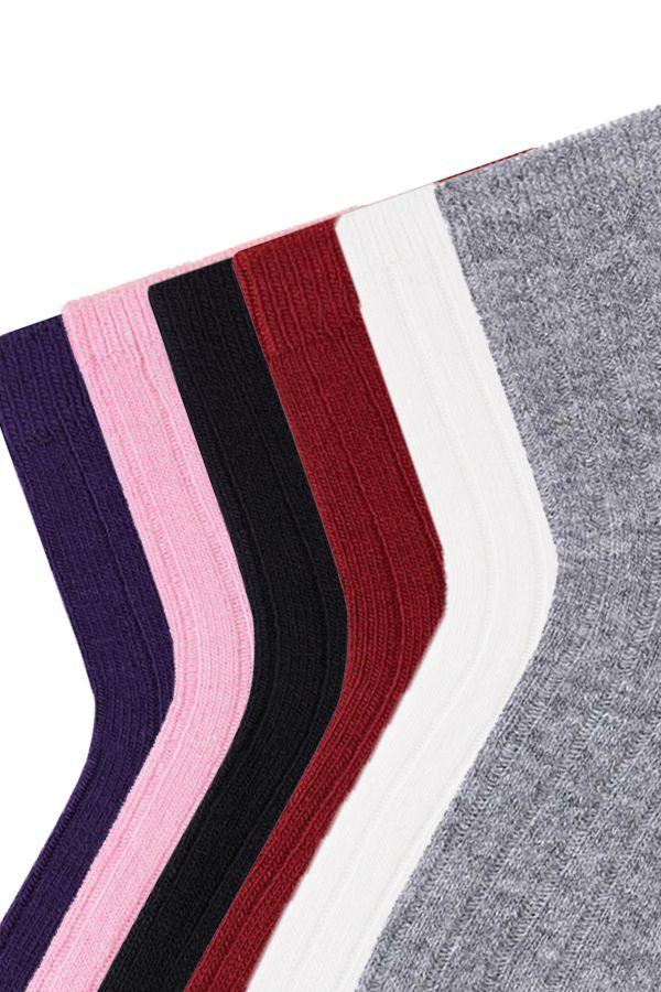 Bross 6-Piece Derbili Wool Child Socks