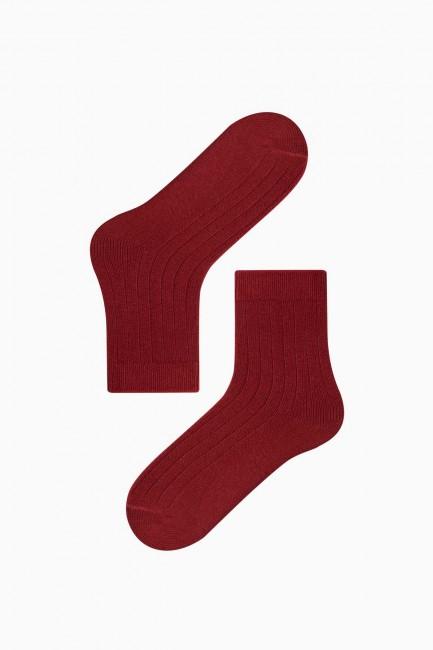 Bross 6-Piece Derbili Wool Child Socks - Thumbnail