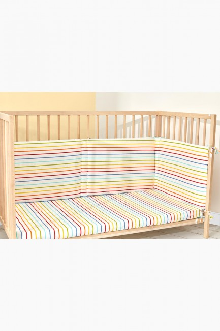 Bross - Bross Animal Pattern Baby Bed Protector