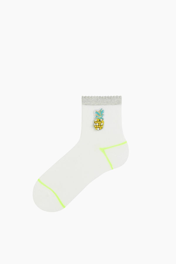 Bross Pineapple Accessory Women's Socks