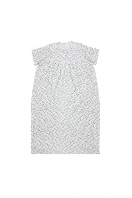 Bross - Çiçek Desenli Anne Pijaması
