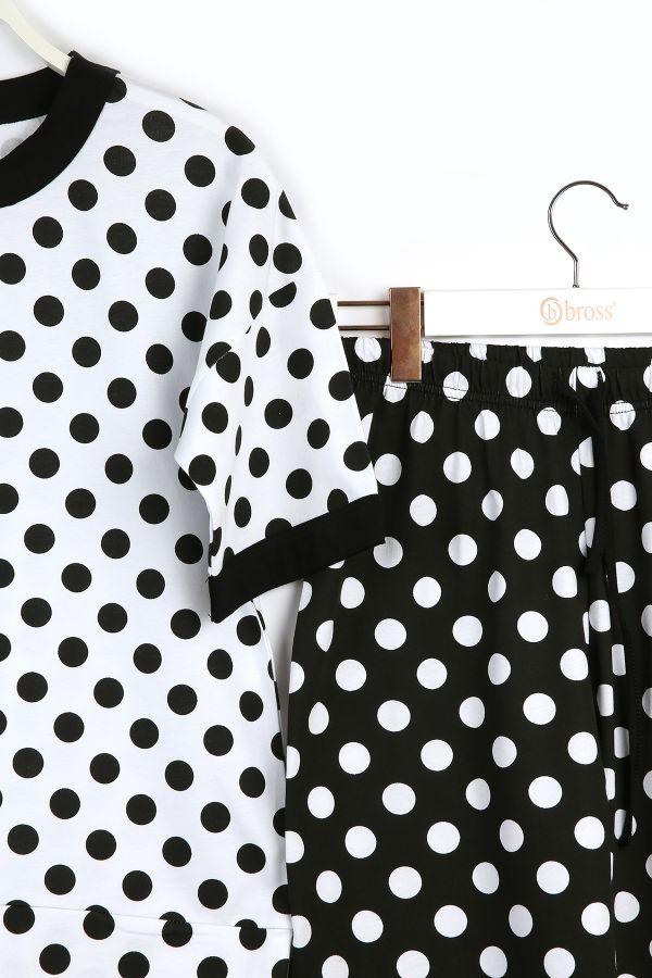 Boxed Muttertag Kurzarm Pyjama Set