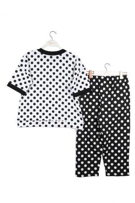 Boxed Muttertag Kurzarm Pyjama Set - Thumbnail