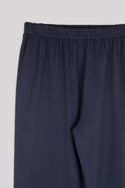 Herren Navy Blue Jogger und Booties Socken kombinieren - Thumbnail
