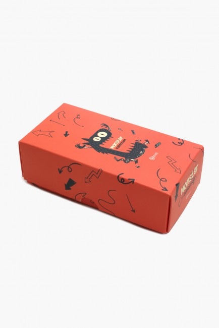 Monster Collection Boxed 4er Pack Kindersocken 1 - Thumbnail