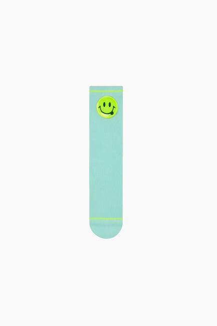 Bross - Emoji Aksesuarlı Çocuk Çorabı