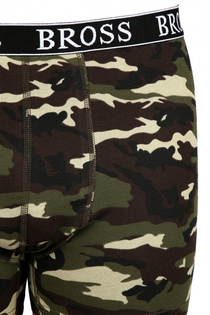 2-Pack Camouflage - Anchor Pattern Men's Boxer Combination - Thumbnail
