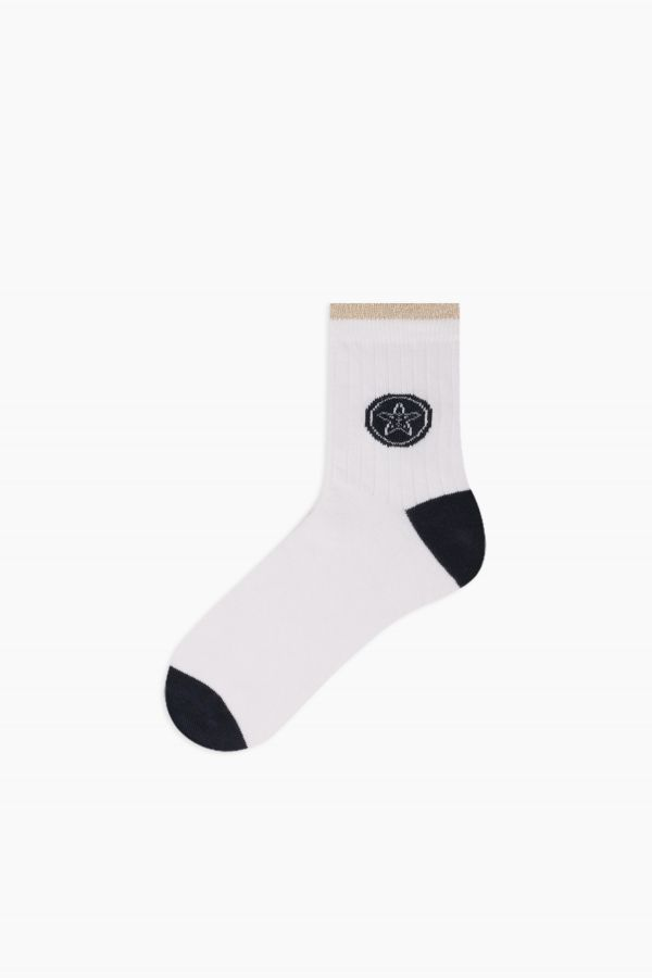Marine Collection Boxed 3-Piece Women's Socks 1