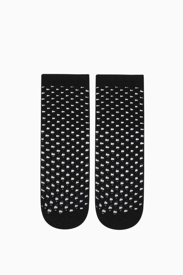 Bross Fileli Kadın Çorabı