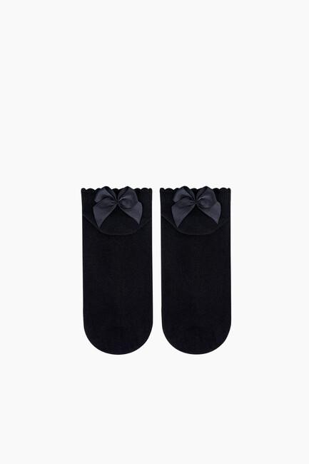 Bross - Fiyonklu Patik Kadın Çorabı