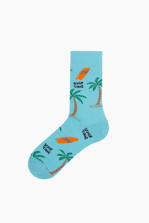 Hawai Pattern Men s Socks