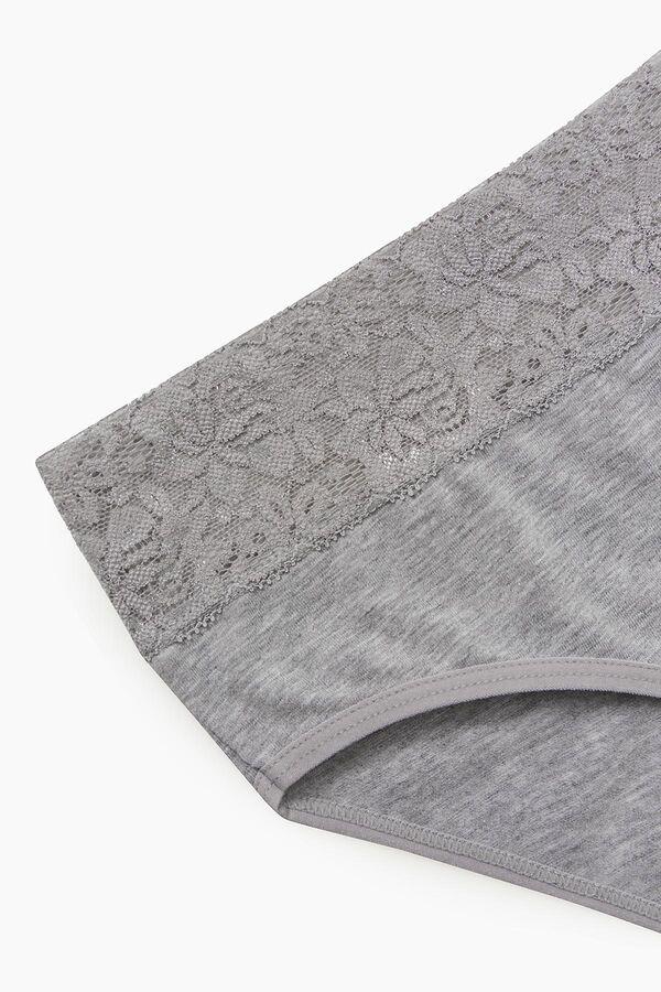 2-Pack Elastane Lace Women's Panties
