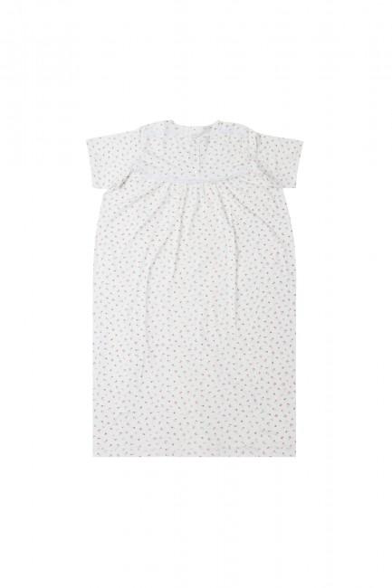 Bross - Lale Desenli Anne Pijaması
