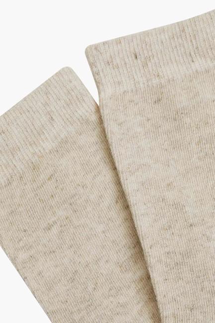 Linen Ladies Socks - Thumbnail