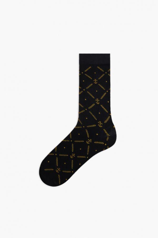 Marine Collection Kutulu 3'lü Erkek Çorabı 1