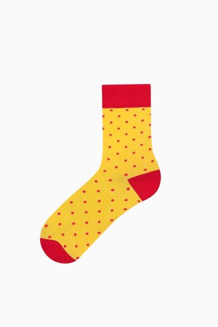 Bross - Mini Puanlı Erkek Çorabı