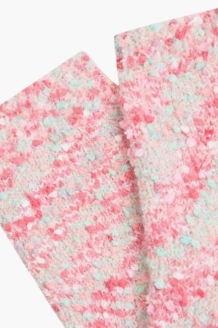 Mixed Colorful Floss Socks - Thumbnail