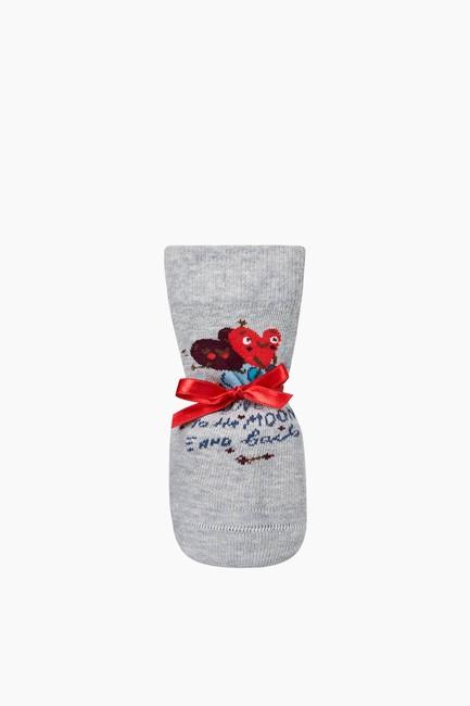 Bross - Moon und Back Darling kombinieren Paar Socken