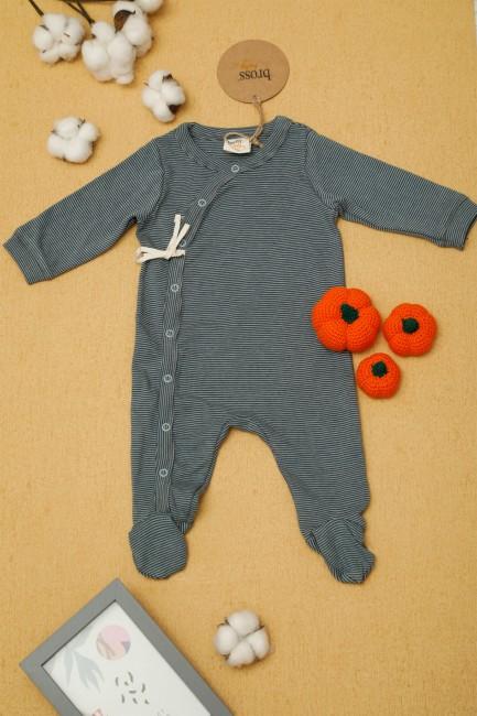 Bross - Organik Ayaklı Pijama