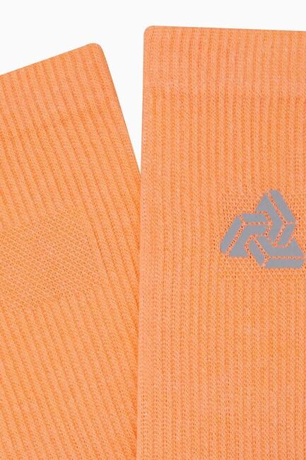 Reflector Printed Tennis Socks - Thumbnail