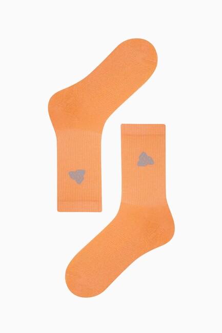 Bross Reflektör Baskılı Spor Çorabı - Thumbnail