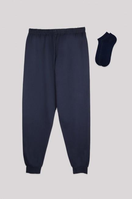 Bross - Women's Jogger and Booties Socks Combination